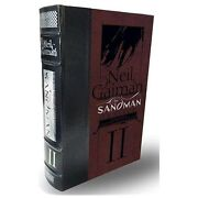 Signed By Neil Gaiman And Dave Mckean - The Absolute Sandman Volume 2 Hc 1st/1st