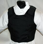 New Xxl Carrier Iiia Concealable Body Armor Bulletproof Vest With Inserts