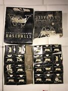 Vintage Lot Of 20 40s 50s Worth Little League Official Baseball No. Ll-100 Nos