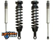 Icon K93101 1-3 Suspension Lift Kit Stage-1 For 2011-2017 Ford Ranger 2wd/4wd