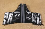 Toms Nepal Boots Size 7 Us Womenand039s Black Suede Textile Mix Faux Fur Lined 99