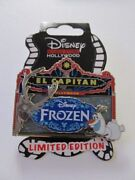 Dsf Dssh Frozen Marquee 2 Olaf And Sven Le750 Disney Pin