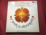 X1-69 Fred Bock Plays 50 Songs Of John W. Peterson ... Double Album ... 1974
