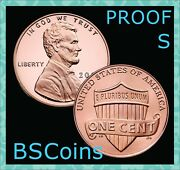2019 S Lincoln Proof Shield Cent Gem Deep Cameo - In Stock - Ship Today