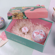 30x Sets Easter Egg Wrapping Box Christmas Birthday Party Women Heels Shoes Box