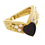 And Womenand039s 18k Yellow Gold Diamond Band Ring