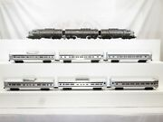 Mth 20-80001 Canadian Pacific F3 Aba Dap Set W/add On Cars 9 Pieces Ln