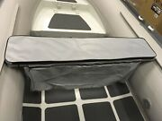 Boat Seat Cushion With Removable Under-seat Storage Bag