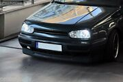 No Logo Grill For Vw Golf Mk3 Badgeless Debadged Grille Euro Look Emblem