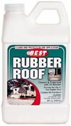 B.e.s.t. 55048 Rubber Roof Cleaner And Protectant Bottle - 48 Oz.