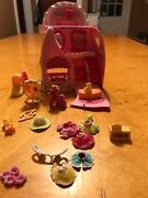 Hasbro My Little Pony Fancy Fashions Boutique House And Accessories And Extra P5