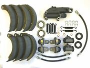 1946 Plymouth Master Brake Rebuild Kit Buy It All In One Shot And Save