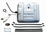 1941-1956 Buick And Gm Universal Steel Fuel Gas Tank Kit 17 Gallon | 12.5