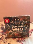 Sealed Bbc Dr Who 50th Anniversary Dvd Board Game Celebrating 50 Yrs 8+ Yrs New