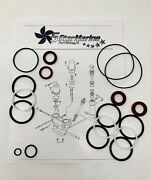 Yamaha Outboard V6 Ox66 2 Stroke And 4 Stroke F200 F225 F250 F300 Trim Seal Kit