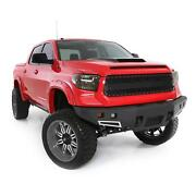 Smittybilt Front Bumper And Light Kit Fits 2014 Toyota Tundra M1 612841