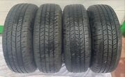 Primewell Valera Ht 265/75 R16 / Used / Set Of Four