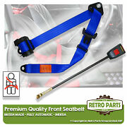 Front Automatic Seat Belt For Pegaso 2030 Truck 1976 Shape Blue