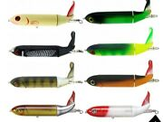 River2sea Whopper Plopper 190 Topwater Bass Musky Pike Surface Fishing Lure