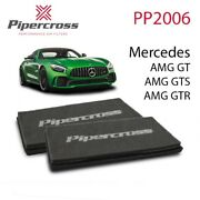 Pipercross Air Filter Pp2006 For Mercedes Amg Gt Amg Gts Amg Gtr