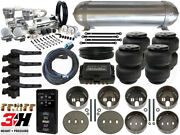 Universal Air Suspension Kit - Coil Spring Vehicles - Level 4 W/ Air Lift 3h