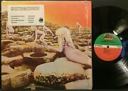 Led Zeppelin Houses Of The Holy 1973 Record Club In Shrink Atlantic Sd 19130 Lp