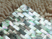 11pcs Black Lip Sea Shell Mosaic Tile Mother Of Pearl Groutless Kitchen Shower