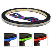 10 Waterproof Rgb Led Speaker Ring 1/2 Spacer Ds18 Lring10 Accent Single