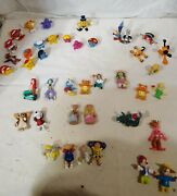 Rare Huge Lot Vintage Cabbage Patch Bugs Bunny Pvc Plastic Rubber Road Runner