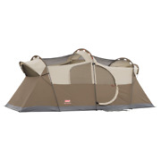 New Coleman Weathermaster 10 Person Tent 17 X 9 Tent