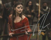 Jenna Coleman Signed 8x10 Photo Doctor Who Authentic Autograph Coa F