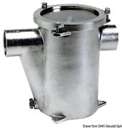 Osculati Stainless Steel Water Filter 1