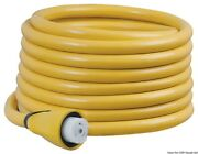 Marinco Yellow 15m 16a 230v Cable With Plugs