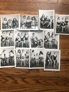 Lot Of 12 - Three Women 1930s 40s Vintage And Original Nude Risquandeacute Pinup Photos