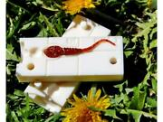 Quality Fishing Stone Soft Making Bait Worms Plastic Molds Mold Lure Injection