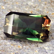 Green-teal-pink Multicolore Oregon Sunstone 8.20ct Flawless-top Rarity-video