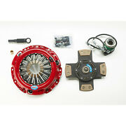 South Bend For 2009-up Nissan 370z Stage 4 Extreme Clutch Kit Nsk1000b-ss-x