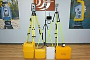 Trimble Is Solution S7 Robotic Total Station And R10 Gps Gnss Rtk Vision S6 S8