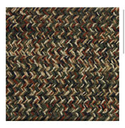 Red Green Camel Navy Rust Braided Area Rugs By Colonial Rug--many Sizes 490