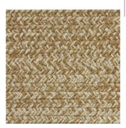 Camel Beige Cream Braided Area Rugs By Colonial Rug--many Sizes 400