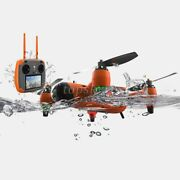 Waterproof Drone Quadcopter Drone With Waterproof Remote Controller Carry Case