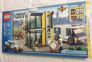 New In Factory Sealed Box Lego City Special Edition Set Bankandmoney Transfer3661