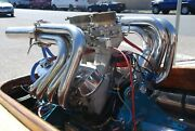 516 Bbc Engine Bow Tie Block, Dart Heads, Roller Cam, Forged Everything