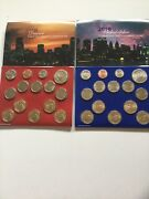 2010 Us Mint Uncirculated P And D Complete Coin Set
