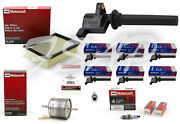 Tune Up Kit 2006 Ford Escape V6 3.0l Acdelco Ignition Coil Bs-c1458 Dg513 Dg500