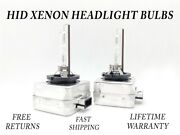 8000k Ice Blue Hid Xenon Headlight Bulb For Bmw M6 2012-2015 High And Low Beam