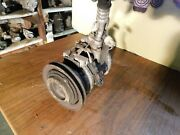 1999 Dodge Neon 2.0l Ac Compressor With Clutch And Pulley Tested
