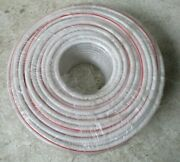 New Valterra W01-2106nsf Rv High Pressure Water Supply Line Hose Hot Cold 100ft