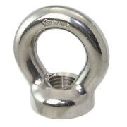 Wichard Ring Nut Forged Stainless Steel Aisi 305cu M12 X 27mm D