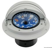 Riviera Boat Marine High Speed Compass 3 Grey/blue Flat Rose Wrap-around Cover